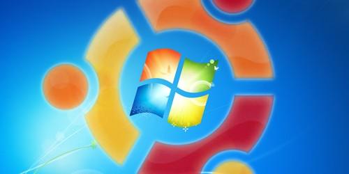 ubuntu12.04をインストール済みのPCにWindows7を追加してデュアルブート
